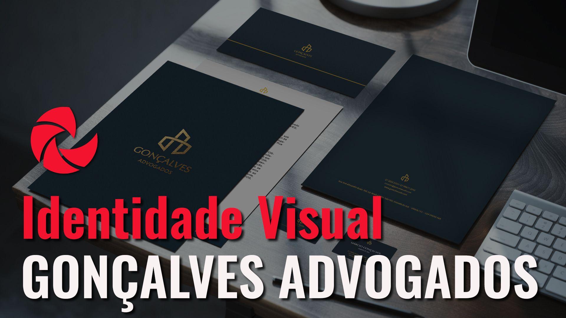 Elaboração da Identidade Visual da Gonçalves Advogados